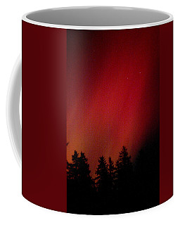 Aurora 01 Coffee Mug by Brent L Ander