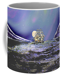 Aurora Coffee Mug by John Selmer Sr