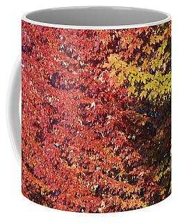 Autumn Arrival Coffee Mug