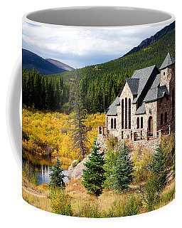 Coffee Mug featuring the photograph Autumn At St. Malo  by Jim Garrison