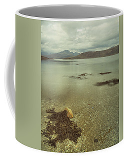 Autumn Day At The Seaside Coffee Mug