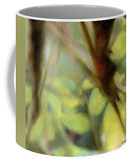 Coffee Mug featuring the painting Autumn Dream by Andrew King