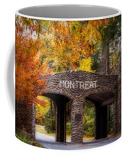 Autumn Gate Coffee Mug