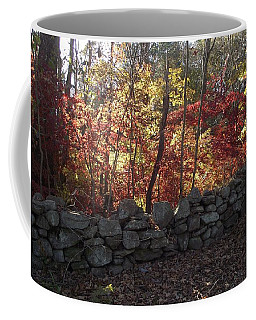 Autumn In New England Coffee Mug