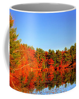 Autumn  Moon Coffee Mug