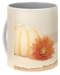 Coffee Mug featuring the photograph Autumn Splendor by Kim Hojnacki