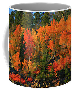 Autumn Water Colors  Coffee Mug