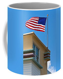 Avalon Hotel In Miami Beach Coffee Mug
