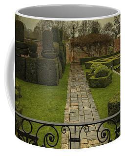 Avebury Manor Topiary Coffee Mug