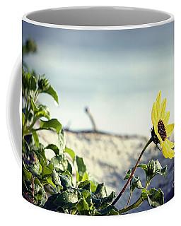 Awaiting Daisy Coffee Mug