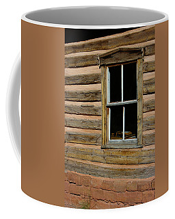 Coffee Mug featuring the photograph Back Into The Past by Vicki Pelham