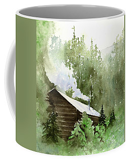 Backcountry Morning Coffee Mug