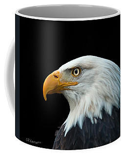 Bald Eagle Portrait Coffee Mug