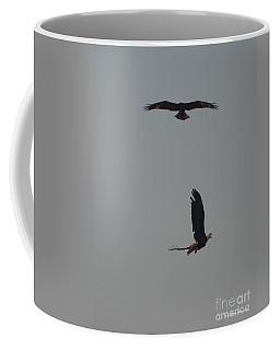 Bald Eagles Coffee Mug by Gordon Mooneyhan