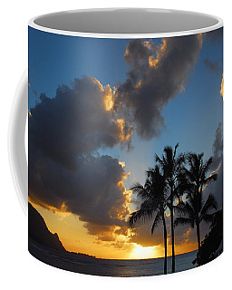 Bali Hai Sunset Coffee Mug by Lynn Bauer