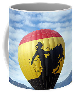 Coffee Mug featuring the photograph Balloon 24 by Deniece Platt