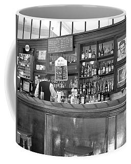 Coffee Mug featuring the photograph Bar In Old Havana by Lynn Bolt