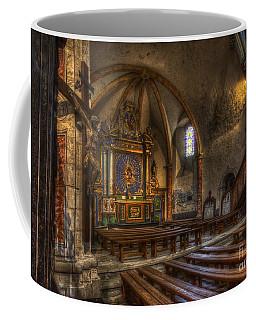 Baroque Church In Savoire France 2 Coffee Mug