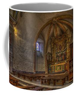 Baroque Church In Savoire France 3 Coffee Mug