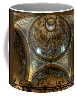 Baroque Church In Savoire France 5 Coffee Mug by Clare Bambers
