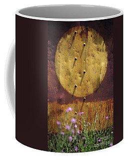 Basic Elements Coffee Mug by Vicki Pelham