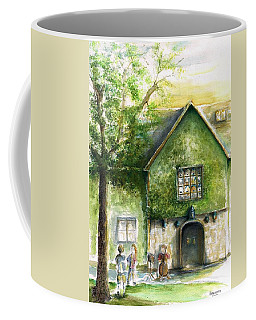 Bass Fiddle At Ford Gala II Coffee Mug