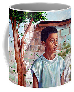 Bata The Filipino Child Coffee Mug