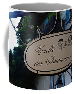 Coffee Mug featuring the photograph Be My Valentine by Dany Lison