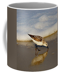 Beach Bird Coffee Mug