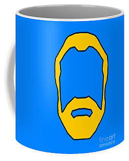 Beard Graphic  Coffee Mug