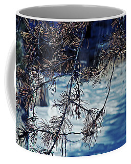 Coffee Mug featuring the photograph Beauty Of Simplicity by Janie Johnson