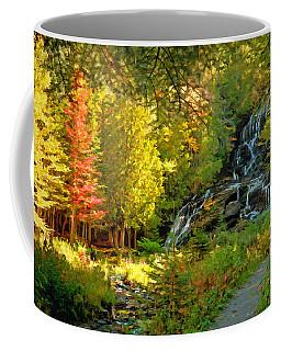 Beaver Brook  Coffee Mug by John Selmer Sr