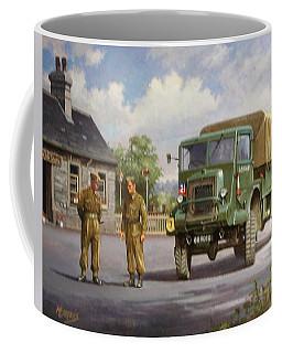 Bedford Ql Coffee Mug