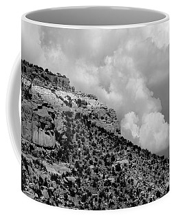 Coffee Mug featuring the photograph Before The Storm by Vicki Pelham