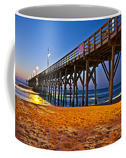 Before The Sun Coffee Mug