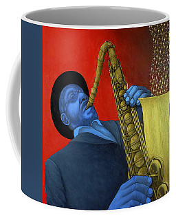 Ben Webster Coffee Mug