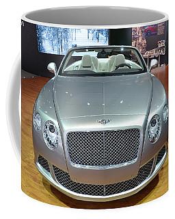 Bentley Starting Price Just Below 200 000 Coffee Mug by Randy J Heath