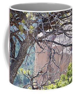 Between You And Me Coffee Mug