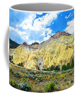 Big Rock Candy Mountain - Utah Coffee Mug