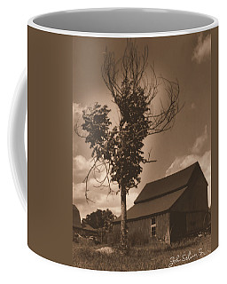 Bills' Barn Coffee Mug by John Selmer Sr