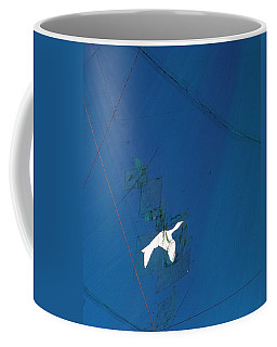 Bird Net Coffee Mug