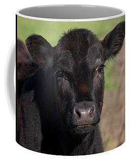 Black Cow Coffee Mug