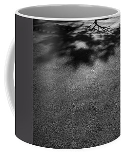 Blacktop Shadow Coffee Mug by Tom Bush IV
