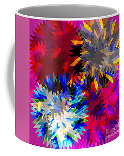 Blade In Pink Coffee Mug