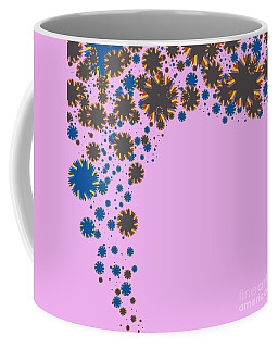 Blades On Purple Coffee Mug