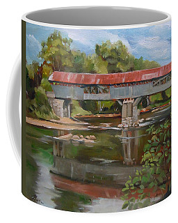 Blair Bridge Campton New Hampshire Coffee Mug