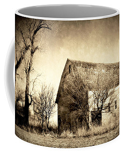 Block Barn Coffee Mug