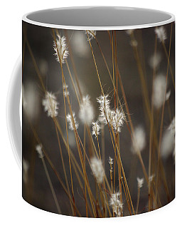 Coffee Mug featuring the photograph Blowing In The Wind by Vicki Pelham