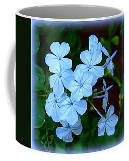 Blue Blossoms Coffee Mug