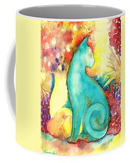 Blue Damsel Coffee Mug